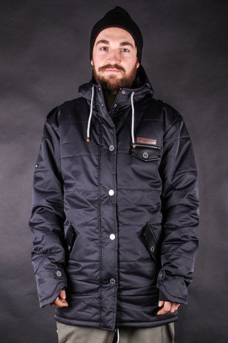 Kansas Coat Jacket Black