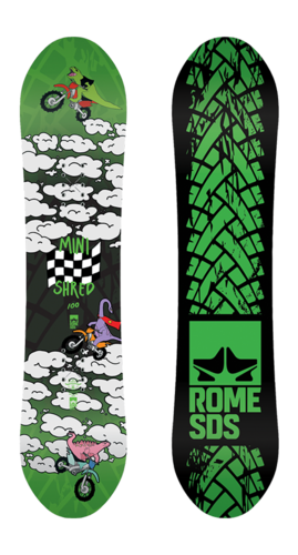 ROME MINISHRED BOARD YOUTH 2019/2020 110cm